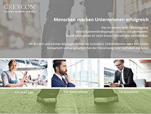 GREYCON Unternehmenspräsentation